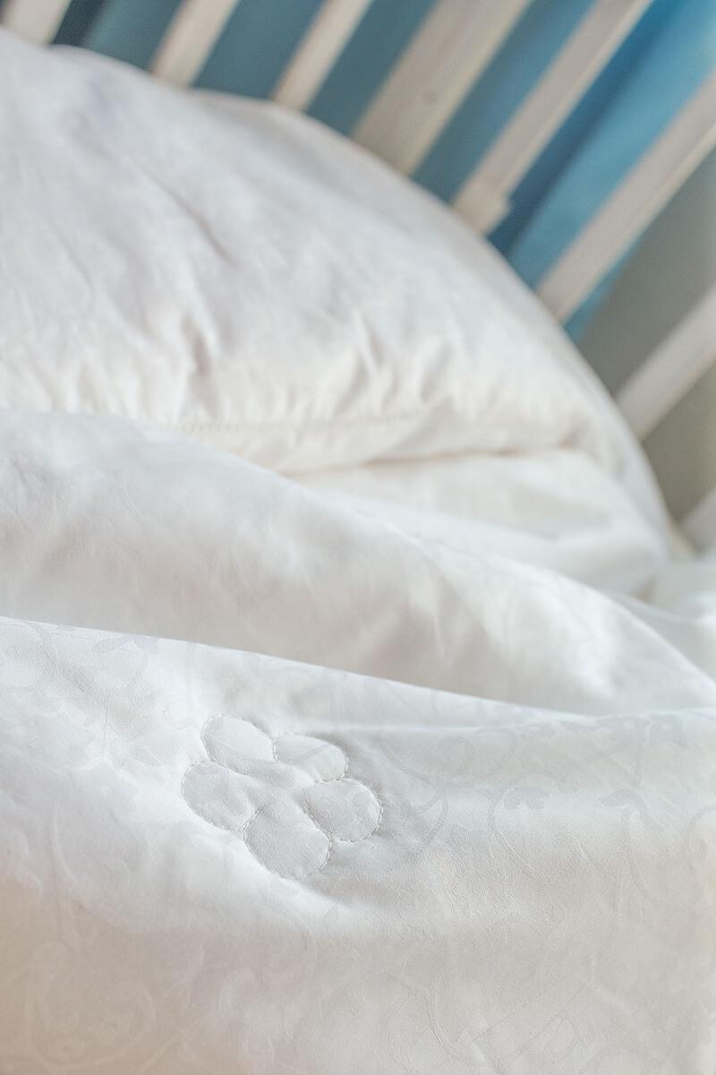 Детское шелковое одеяло Comfort Premium baby премиум класса