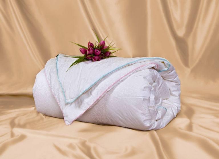 Шелковое одеяло OnSilk Adam & Eva