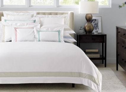 Купить 2-х спальный (дуэт) комплект постельного белья Prime