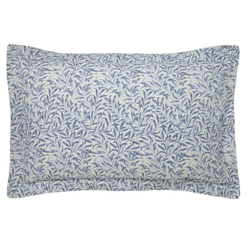 Наволочка WILLOW BOUGH Shina Blue Pillow Case 50x70