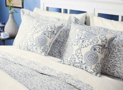 Купить Постельное белье MORRIS Willow Bough China Blue