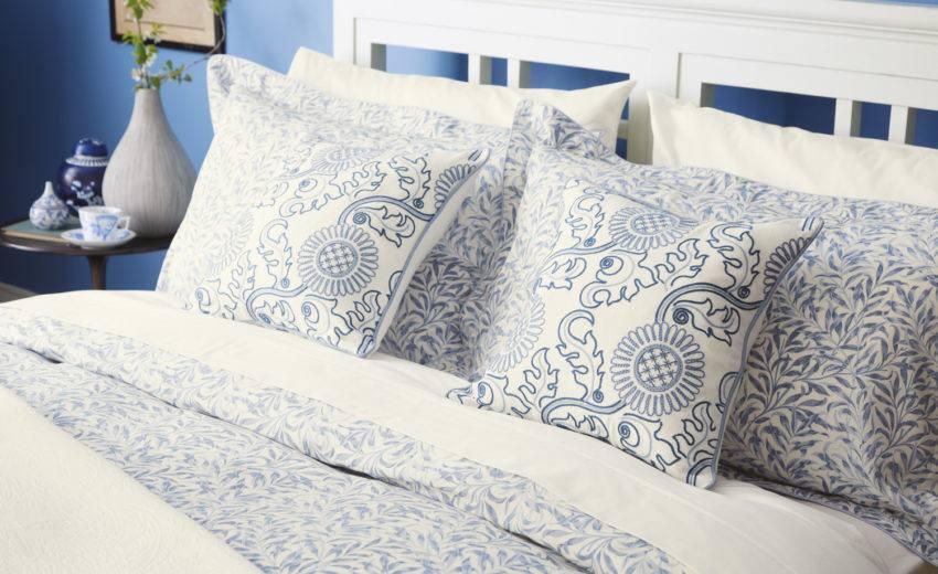 Постельное белье MORRIS Willow Bough China Blue