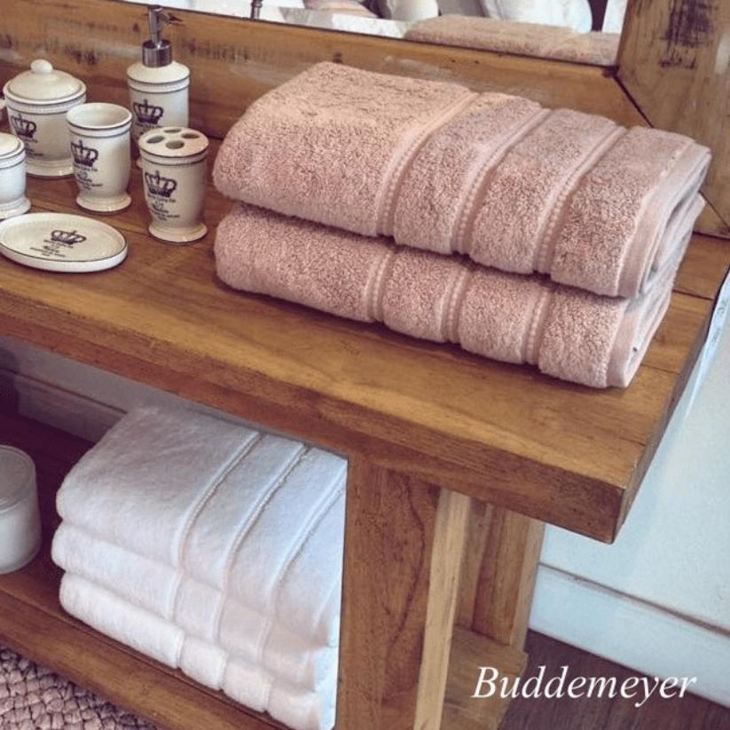 "Махровое полотенце Buddemeyer ""Caro Lux"""