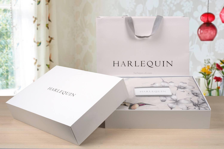 Упаковка Harlequin