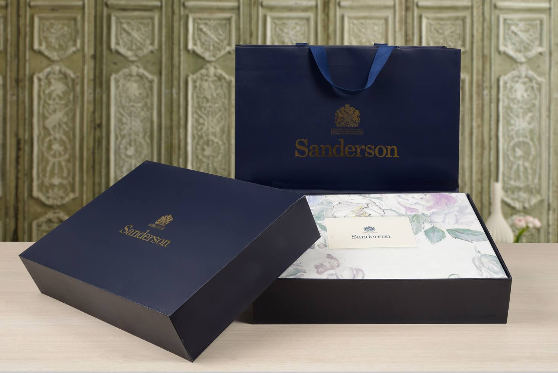 Упаковка Sanderson