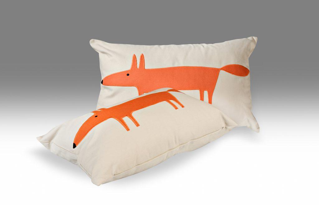 Mr Fox Mandarine Cush