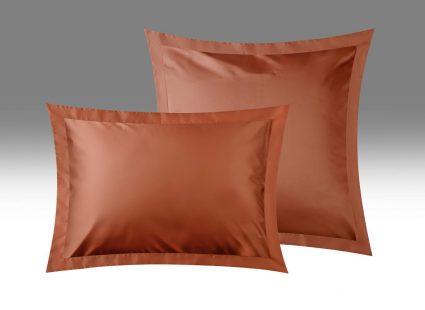 Купить однотонные наволочки к комплекту постельного белья China Blue (Sharmes).