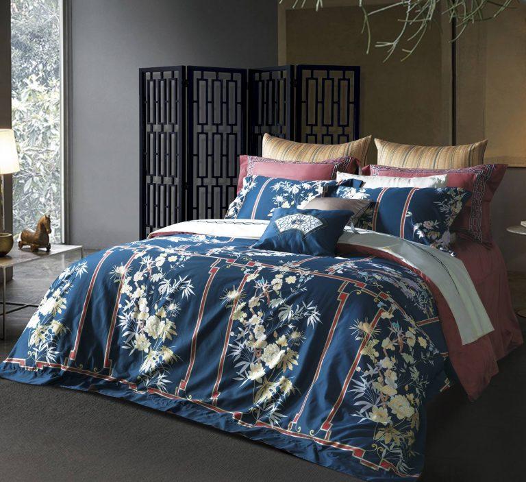 Комплект постельного белья China Blue (Sharmes)