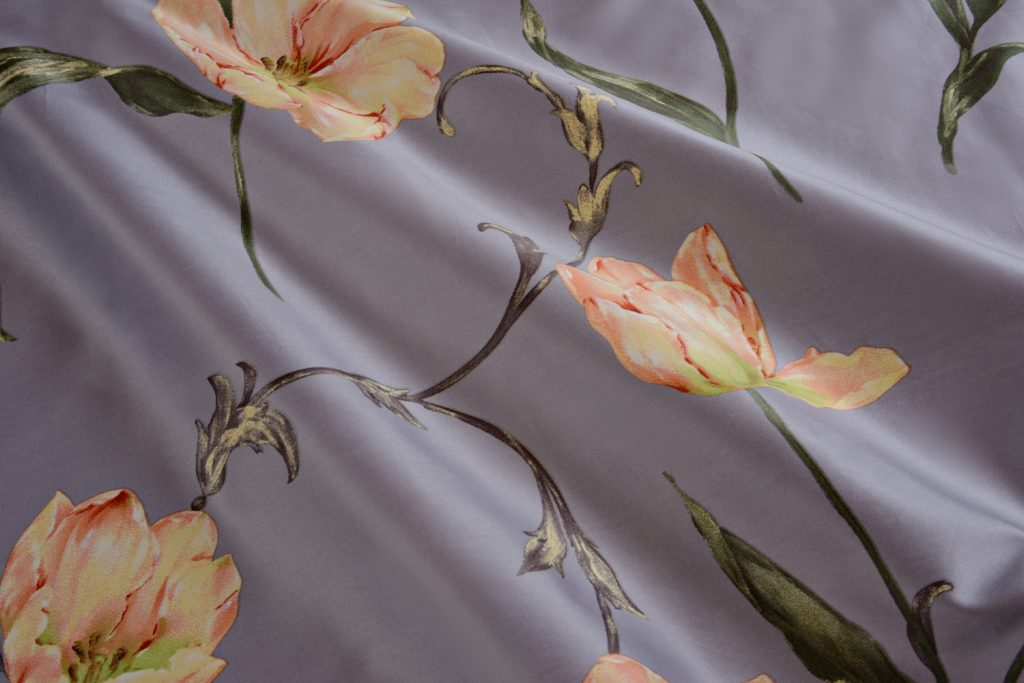 Постельное белье Sharmes. Дизайн Tulips