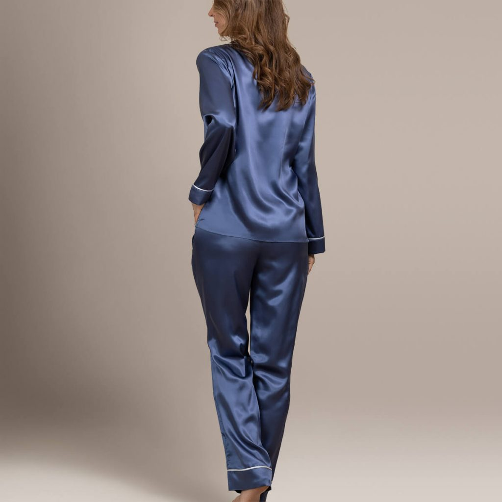 Пижама Цвет синий 3