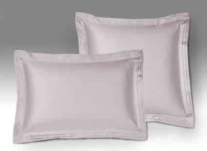 Дополнительная наволочка к комплекту Sharmes Soho - пепельно розовая