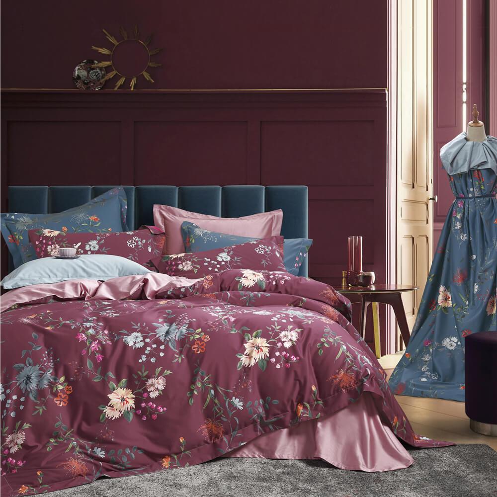 Постельное белье Aster Purple купить в интернет магазине