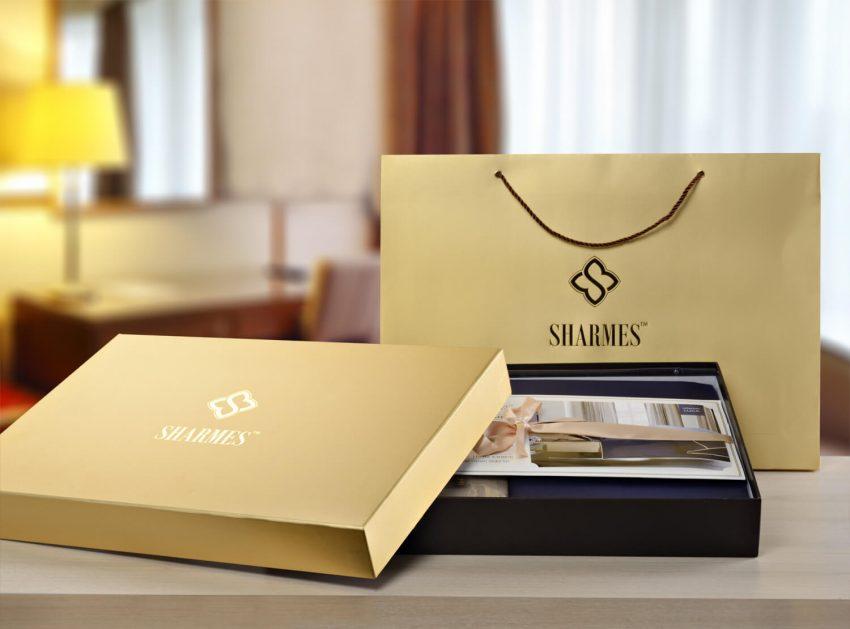Подарочная упаковка SHARMES