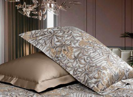 Купить сатиновое постельное белье «Jungle»