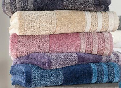 Полотенце Buddemayer Jeans - купить в интернет магазине OnSilk.ru